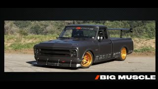 Radical Race Truck: Chevy C10R - /BIG MUSCLE