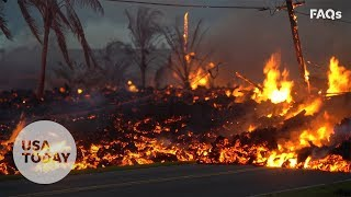 Creeping lava, toxic gas: Why Hawaii volcano is a unique disaster