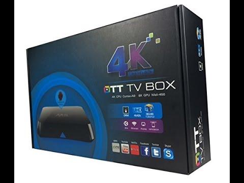 Mobiltech MBOX Demo - Cable Alternative with Kodi, IPTV, LIVE & on demand