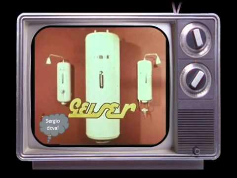 Anuncios antiguos de televisi n en espa a a os 60 70 - Television anos 70 ...