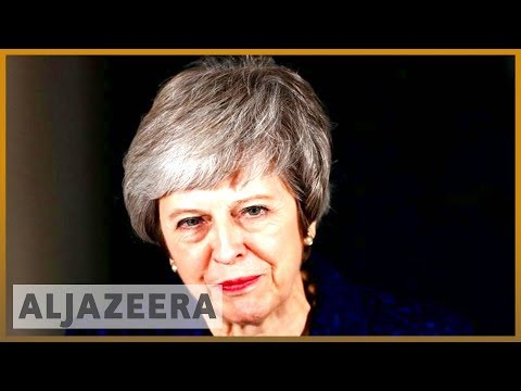 🇬🇧Embattled British PM Theresa May in Brussels for EU summit | Al Jazeera English