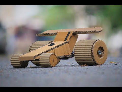 how-to-make-a-cardboard-car---electric-car---battery-car