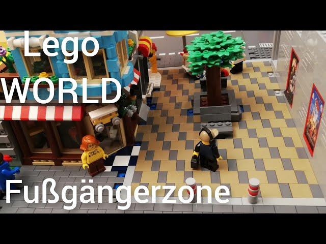 Lego World [21] - Die Fußgängerzone
