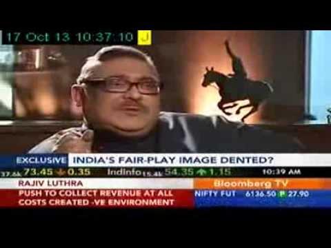 Courtroom Interview Rajiv K Luthra