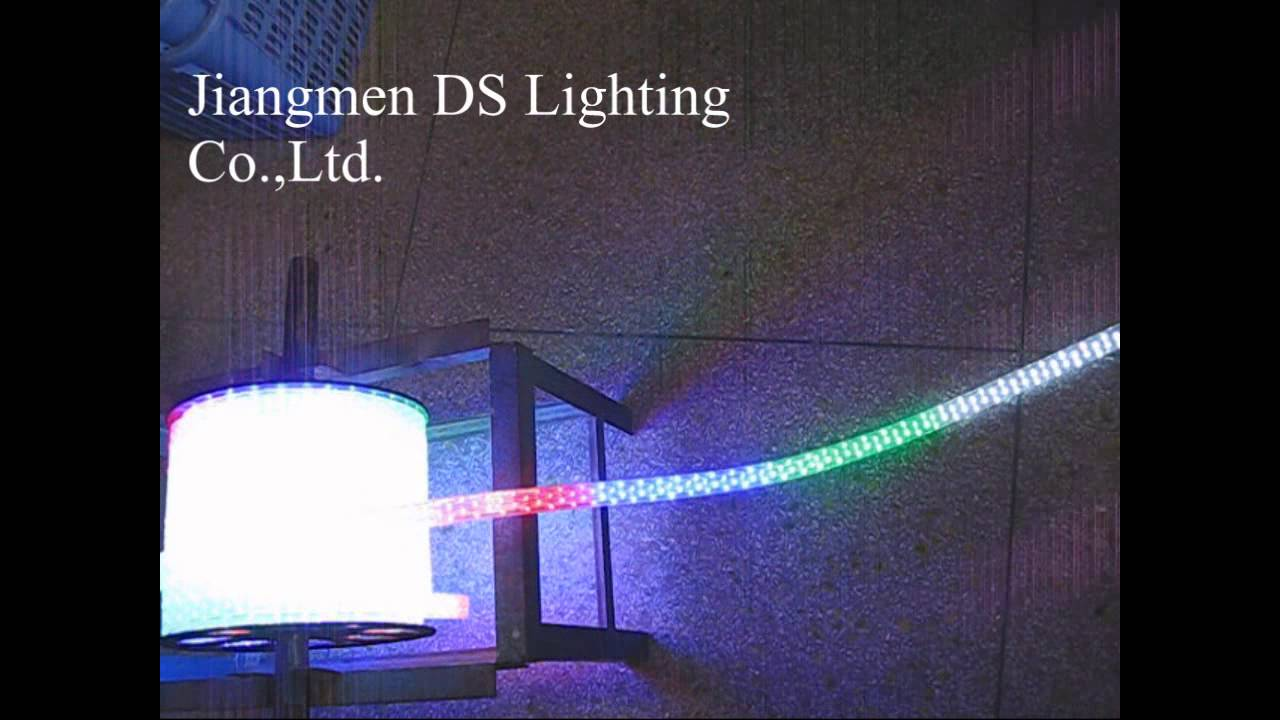 5 wire rbgw rope lightsection jump effectjiangmen ds lighting 5 wire rbgw rope lightsection jump effectjiangmen ds lighting aloadofball Gallery