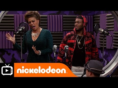 Game Shakers | R'n'B Busted | Nickelodeon UK