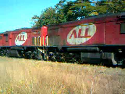 Trem Gigante rafael all.3gp Videos De Viajes