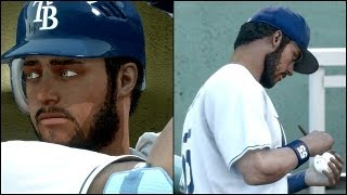 MLB 14 The Show Road to the Show PS4 - CALLED UP TO THE MLB! Making An Impact on Tampa Bay Rays