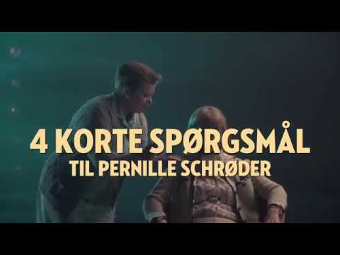 BACKSTAGE TV: 4 korte spørgsmål til Pernille Schrøder