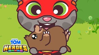 Talking Tom Heroes - Invasion of the Moles (Episode 15)