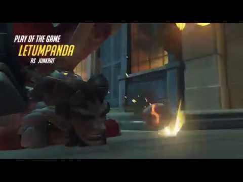Junkrat shows how to DPS