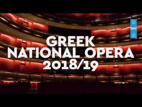 GREEK NATIONAL OPERA 2018/19