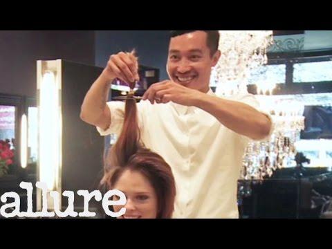 Coco Rocha Cuts It All Off  Makeovers  Allure