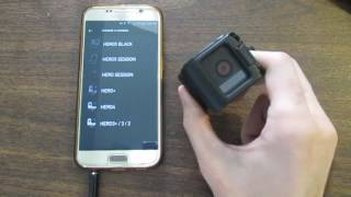 Video Connect GoPro camera to your Phone download MP3, 3GP, MP4, WEBM, AVI, FLV Juli 2018