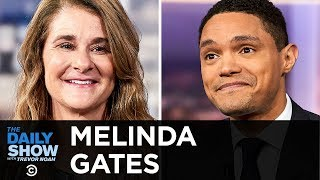 "Melinda Gates - ""The Moment of Lift"" and Giving Back on a Global Scale"