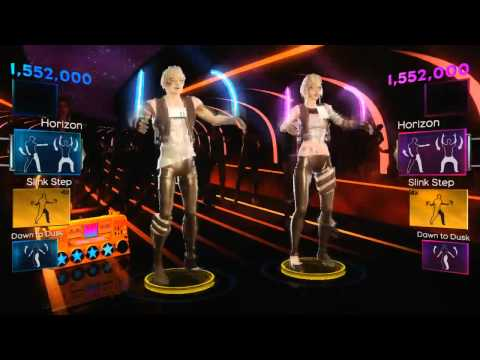 Lady Gaga Downloadable Songs - Dance Central 2 Trailer