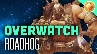 Roadhog - Overwatch (Gameplay Funny Moments)