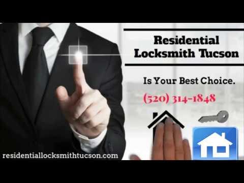 Residential Locksmith Tucson | (520) 314-1848