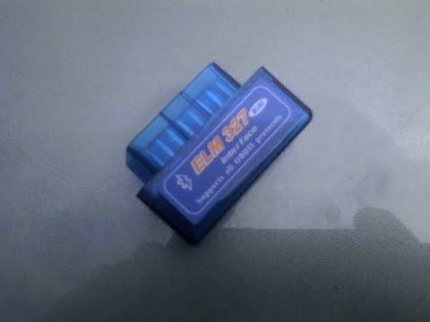 Мини сканер ELM327 1.5 Диагностика....