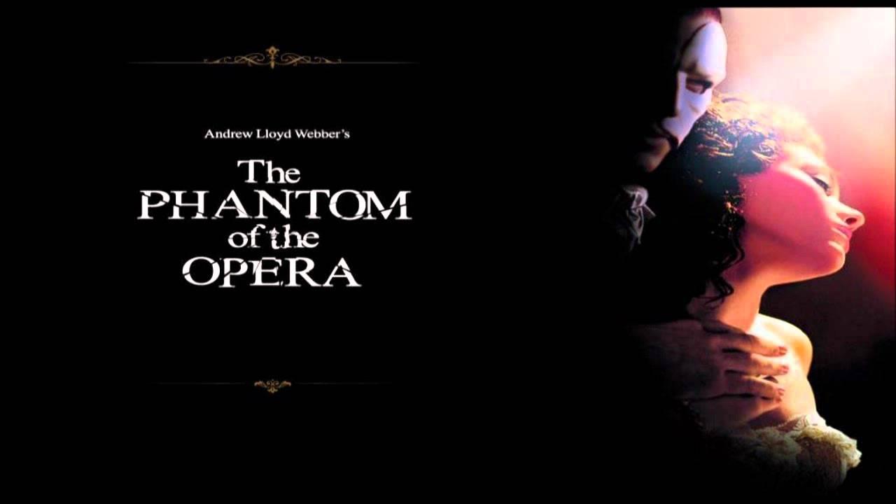 Piensa En Mi El Fantasma De La ópera Youtube