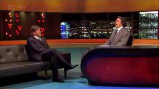 Jonathan Ross with Sean Bean