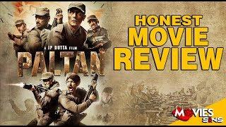 PALTAN : Movie Review   Arjun Rampal   Jackie Shroff