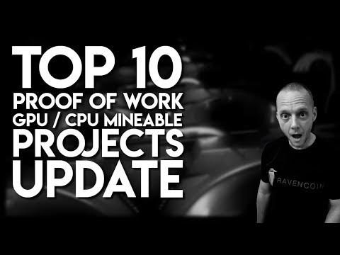 Top 10 GPU-Mine-Able List Shakeup!