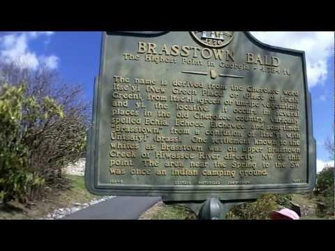 Brasstown Bald, GA Hike