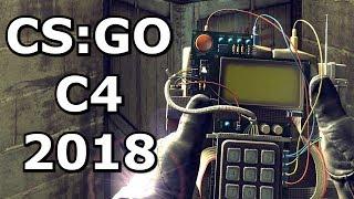 CS:GO's C4 in 2018