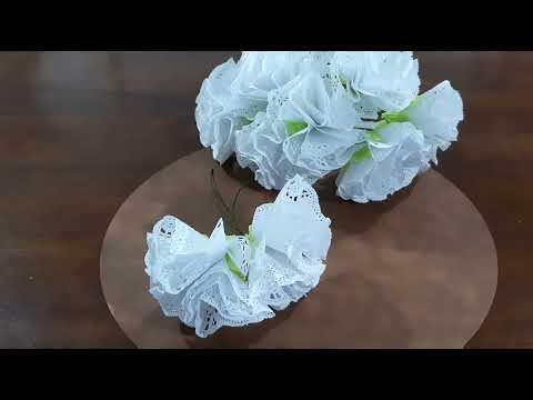DIY Paper Lace