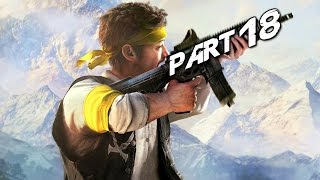 Far Cry 4 Walkthrough Gameplay Part 18 - The Sleeping Saints - Campaign Mission 15 (PS4)