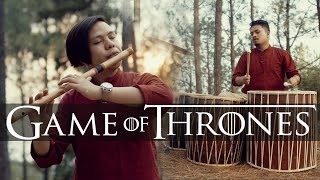 Game of Thrones Theme Song Flute Cover by Swarnim Maharjan Ft. Devid Maharjan