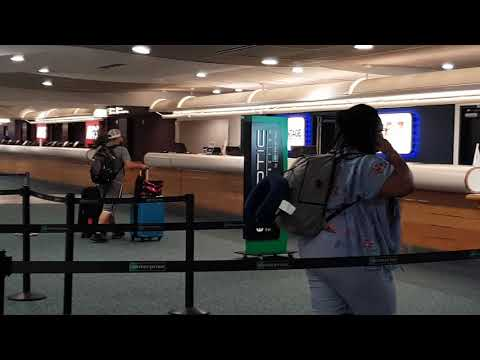 CAR RENTAL PROBLEM FROM ORLANDO AIRPORT MCO