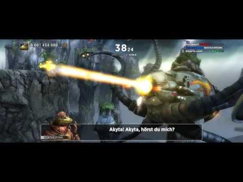 Sine Mora, Xbox Live ARCADE, Xbox 360 Gameplay