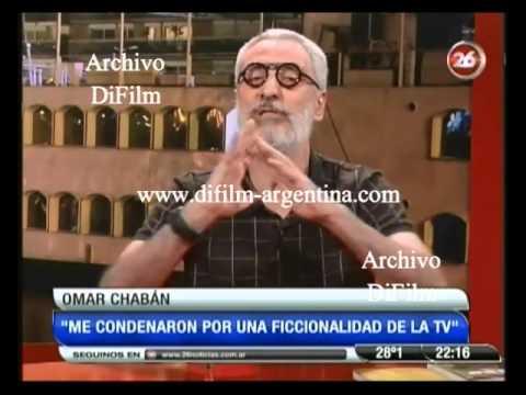 DiFilm - Entrevista A Omar Chaban Parte 1 De 2 (2012)