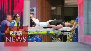 Commandos end Sydney cafe siege