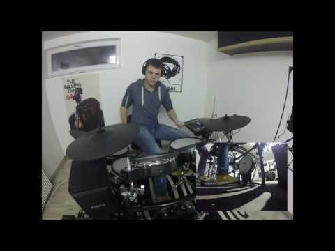 Doom and gloom The Rolling Stones Drum cover