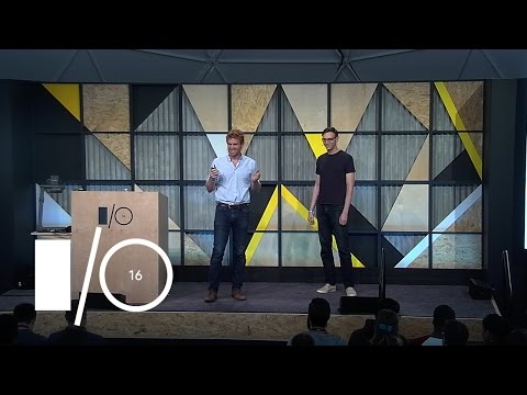 Bringing seamless checkouts to the mobile web - Google I/O 2016