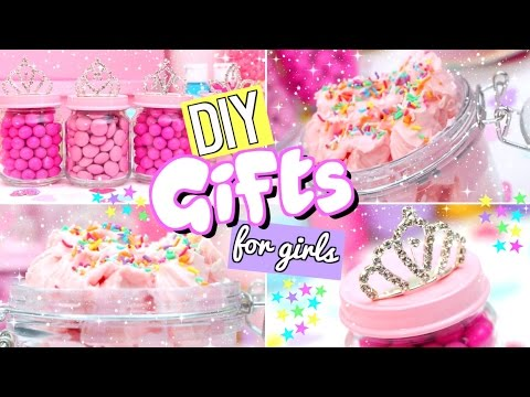 DIY GIFTS FOR HER! Gift ideas for Friends, Mom, Sister, Teacher, DIY Gifts for Mothers Day