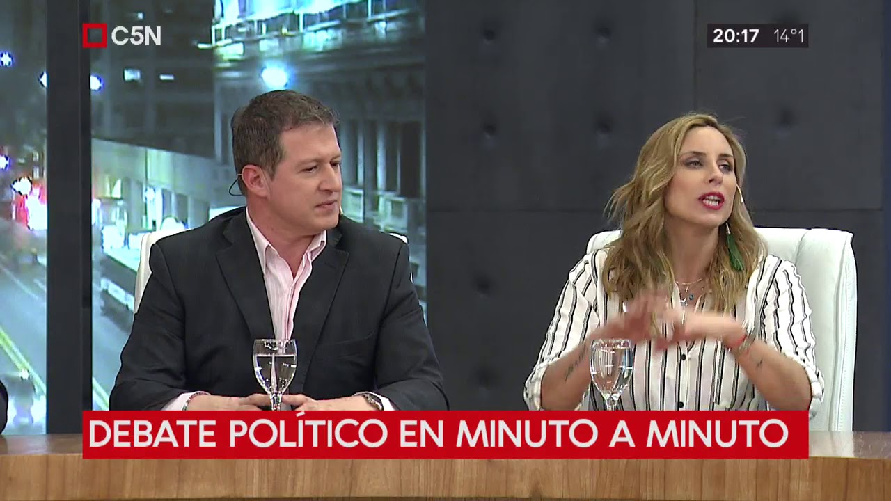 Debate político en Minuto a Minuto
