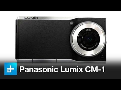 Panasonic Lumix CM1 - Hands On Review