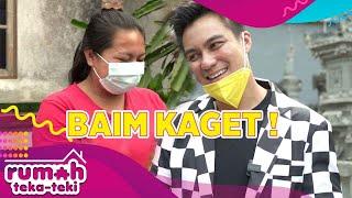 Download BAIM KAGET! IBU INI MENOLAK REZEKI YANG BANYAK DARI BAIM - RUMAH TEKA TEKI