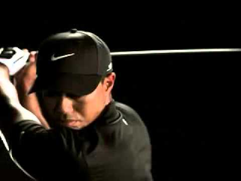 Watch Tiger Woods Nike Golf Commercial - Tiger Woods Commercial