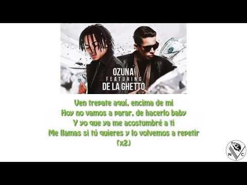 Pide Lo Que Tu Quieras - Ozuna feat. De La Ghetto | Letra + Descarga