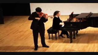 Wieniawski: Violin Concerto in D minor, III. Allegro con fuoco -- Allegro moderato (à la Zingara)