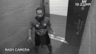 Mortal Kombat в лифте