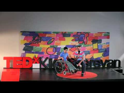 My dream | Eduard Torosyan | TEDxKids@Yerevan