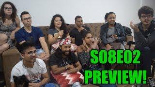 Baixar Game of Thrones S08E02 PREVIEW! Brazilian Reaction
