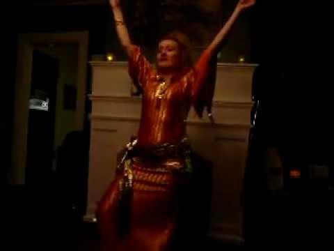 2011 NOV Evening in Egypt Khadija Sword Solo