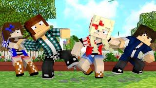 Minecraft: Namorada Perfeita #11 - PIOR  DIA DOS NAMORADOS  !!
